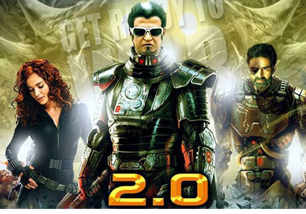 What Is The Budget Cost Of 2.o Movie-
