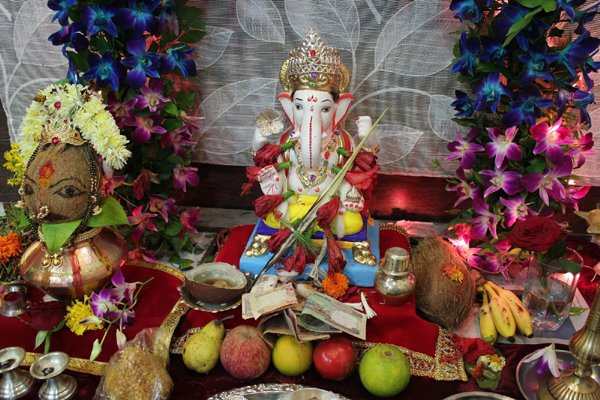 Why Avoid Tulasi Leaf In Ganesh Puja-