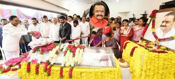Why Harikrishna Divine Body Not Taken Ntr Bhavan  Reason Is-