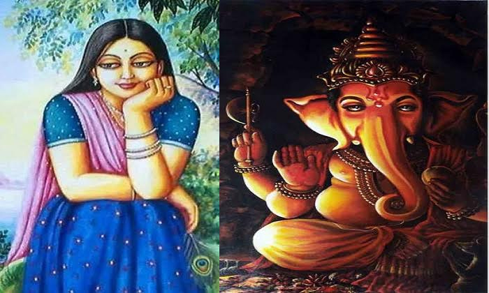 Why Avoid Tulasi Leaf In Ganesh Puja--Why Avoid Tulasi Leaf In Ganesh Puja-