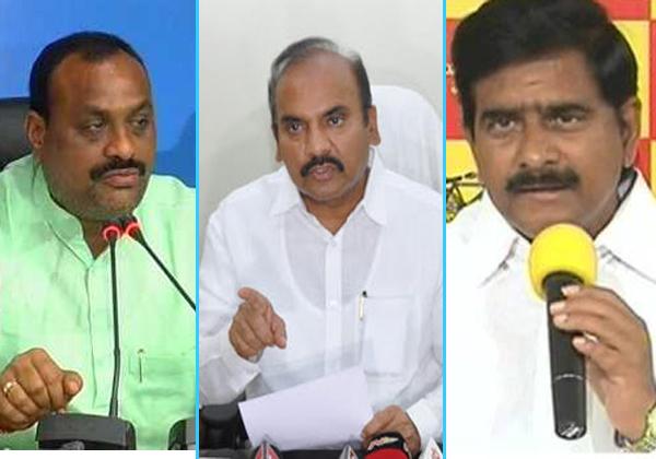 YS Jagan Target Fixed For Telugu Desam Leaders-