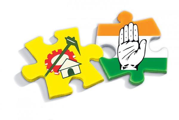 Congress Tdp Ally Effect On Andhra Pradesh Tdp-