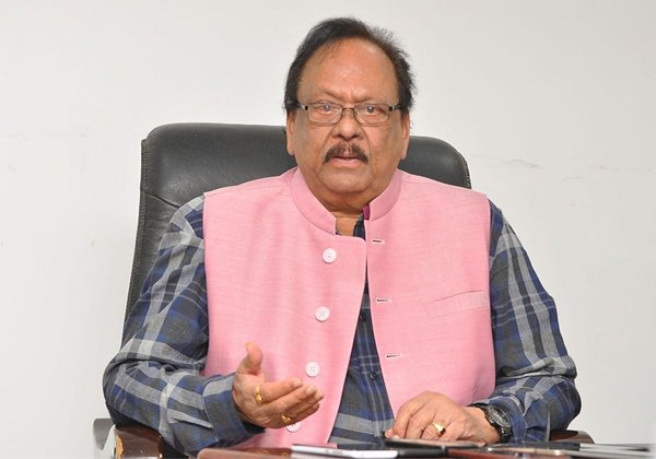 Krishnamraju Joining In To Pawan Kalyan Janasena Party-