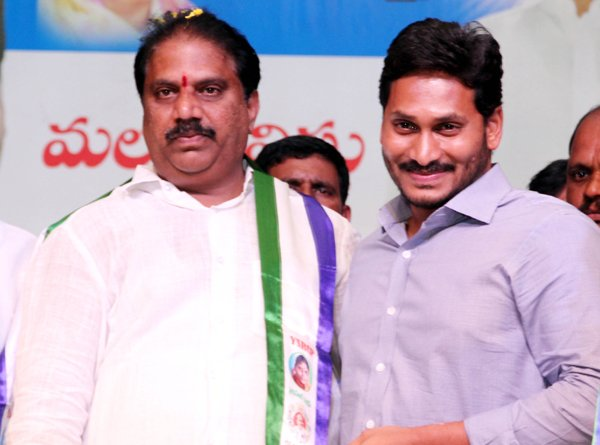 Ys Jagan Negalted Kapu Vote Bank-