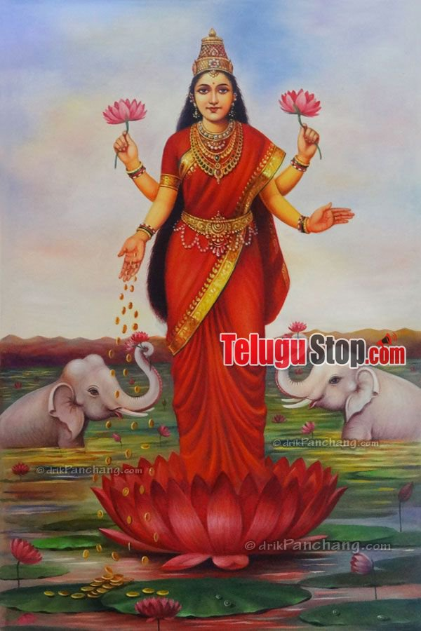 Lakshmi Devi Photos Importance-