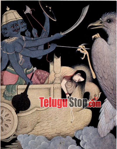 Weapons In The Period Of Ramayana And Mahabharata-