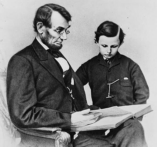 A Letter From Abraham Lincoln To His Son's Teacher-