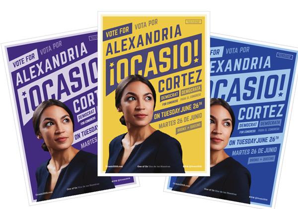 Alexandria Ocasio Vote On November 6th-
