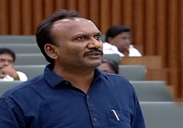 Amanchi Krishna Mohan Joining InTo YSR Congress Party-