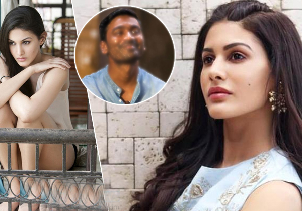 Amyra Dastur Comments On Tamil Star Heroes Son In Law-