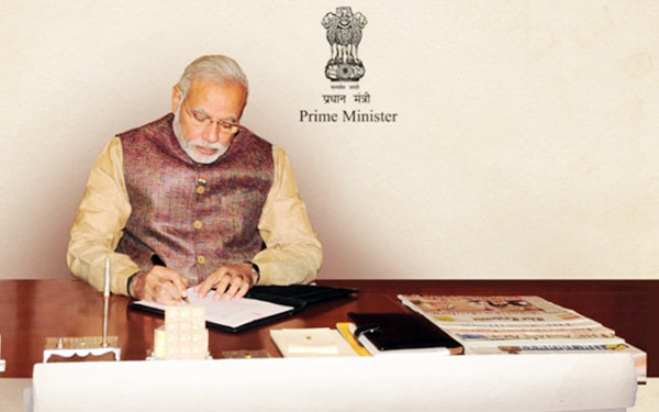 An Open Letter Written By Former To Pm Modi-