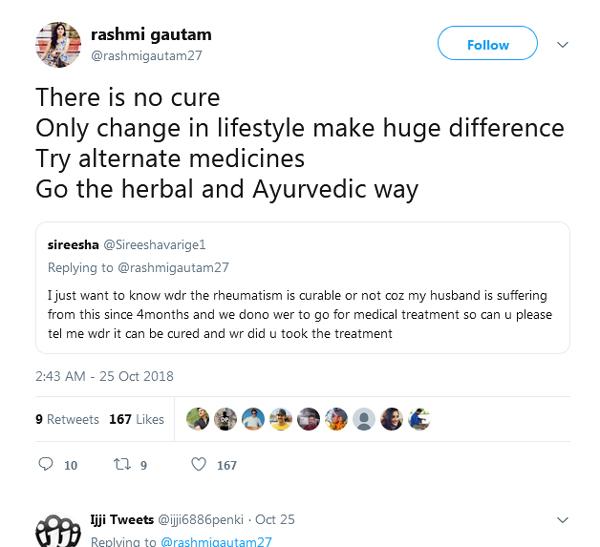 Anchor Rashmi Gautam Agrees Taking Steroids-