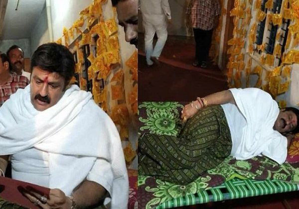 Balayya's Temper: The Pic Goes Viral About Other Side Of Him-