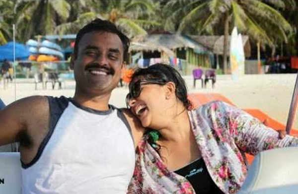 Bapu's Granddaughter Telugu Anchor Gayathri Bhargavi-