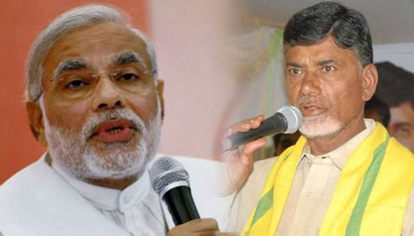Bjp And Tdp Playing Political Game-