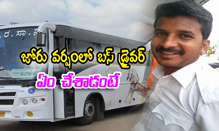 Bus Driver Helping Nature Real Story--Bus Driver Helping Nature Real Story-