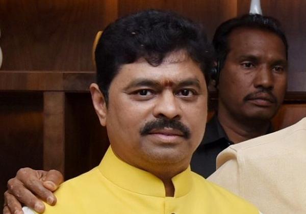 CM Ramesh Booked In IT Raids Andhra Pradesh-