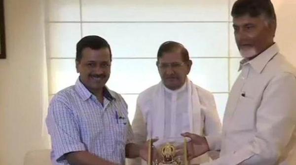Chandrababu Delhi Tour Targets Modi-