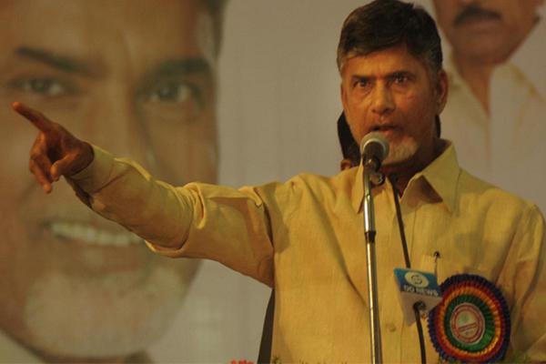Chandrababu Naidu Is The Ringmaster In TDP-