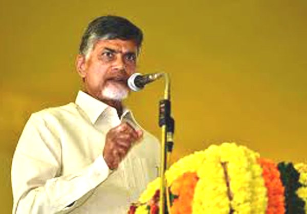 Chandrababu Naidu Will Be Effect By IT Before Elections-