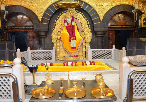 Construction Of Shirdi Sai Baba Temple In America-