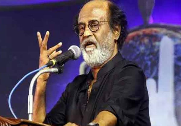 Did Rajini Know His New Party Statement-