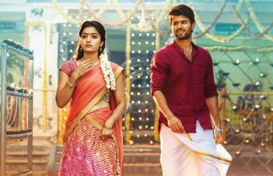 Difference Between Geetha Govindam And Nota Movie-