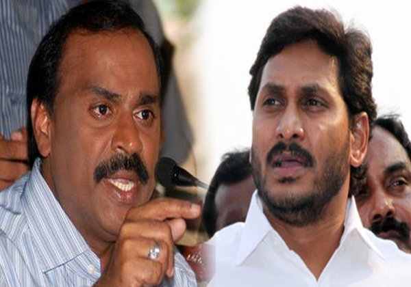 Gali Janardhan Reddy Unhappy With The YS Jagan Decision-
