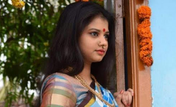Heroshini Komali As Uma Maheshwari In NTR Biopic-