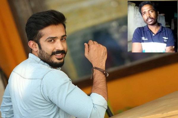 Anchor Ravi Responds On Arrest Issue-