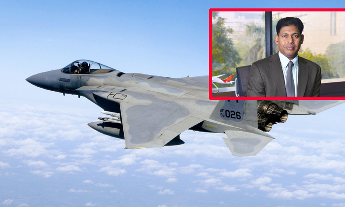 Indian Scientist Got The American F 15 Project--Indian Scientist Got The American F 15 Project-