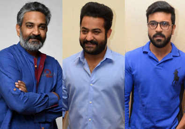 Interesting Update About Rajamouli Multi Starer Movie-