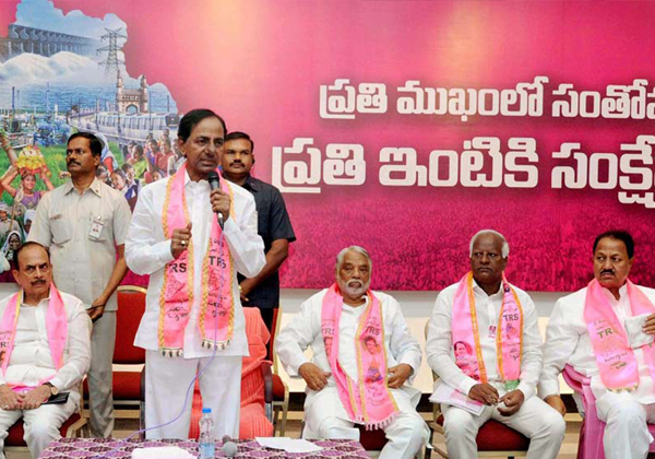 Is TRS Fear About The Opposition Parties Allegations-