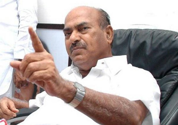 JC Diwakar Counter Comments On Chandrababu Naidu-