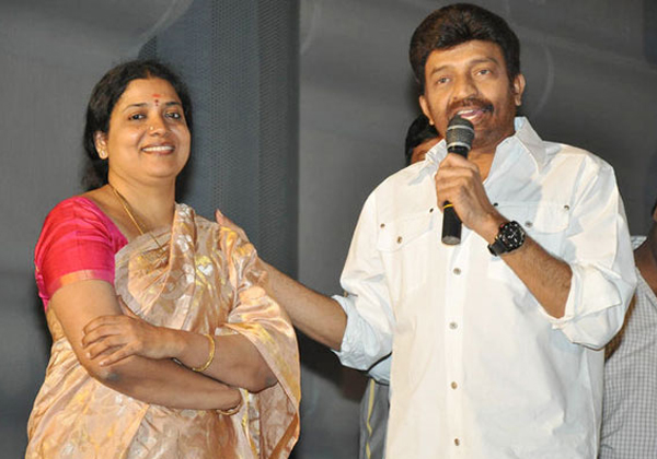 Jeevitha And Rajasekhar 10 Lac Donations For Titli Toofan-