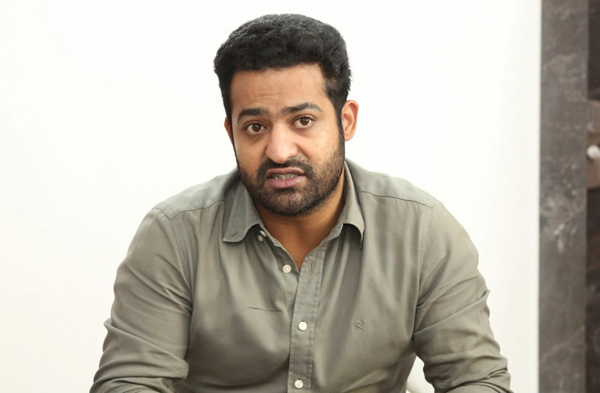 Jr NTR Comments On Aravinda Sametha Trailer-
