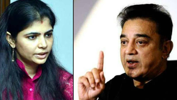 Kamal Haasan Counter To Singer Chinmayi-