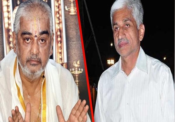 Lawyer Fee Is 2cr For TTD Case Against Ramana Deekshitulu-