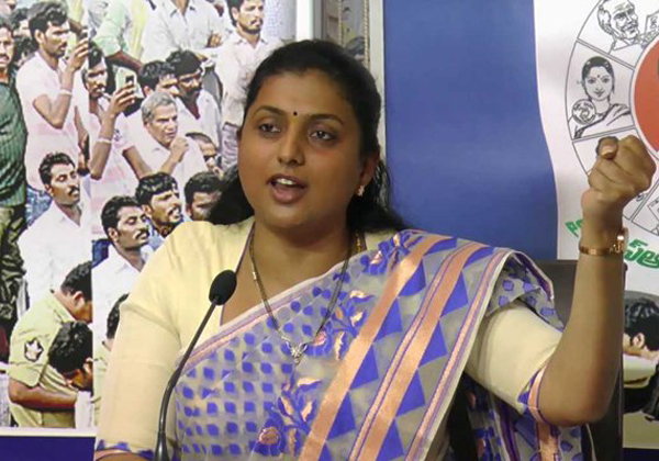 MLA Roja Seat Going In The Confusion YCP-