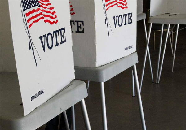 Mid Elections In America For Year 2018-