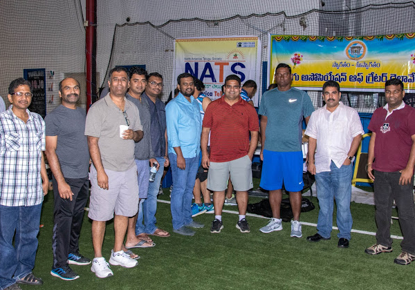 NATS Convention Volleyball Tournament-