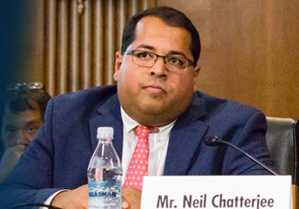 Neel Chatterjee Is The Ferc Commissioner In America-