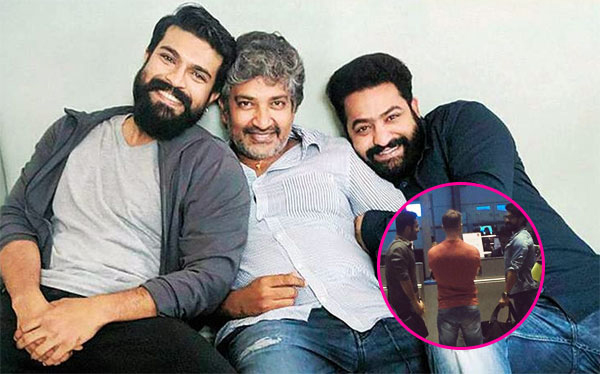 Ntr Behind Rajamouli Multistarrer Movie Delay-