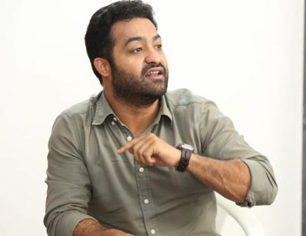 Ntr Comments About Agnathavasi Movie Flop-