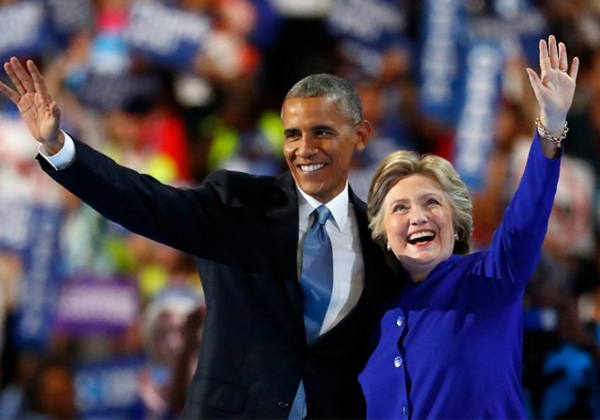 Obama And Hillary Clinton Got Threat From Unknown Person-