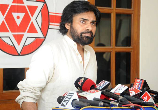 Pawan Kalyan Released First List Of Candidates Janasena-