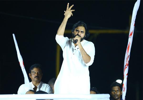 Pawan Kalyan Allegations On AP TDP Party-