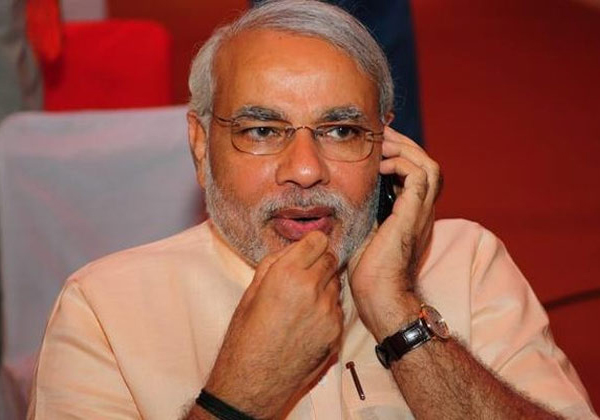 Prime Minister Phone Call To CM Chandrababu Naidu-