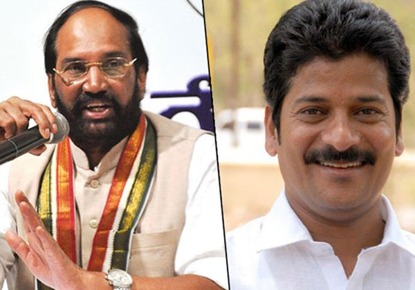 Revanth Reddy Is The CM Candidate In Mahakutami-