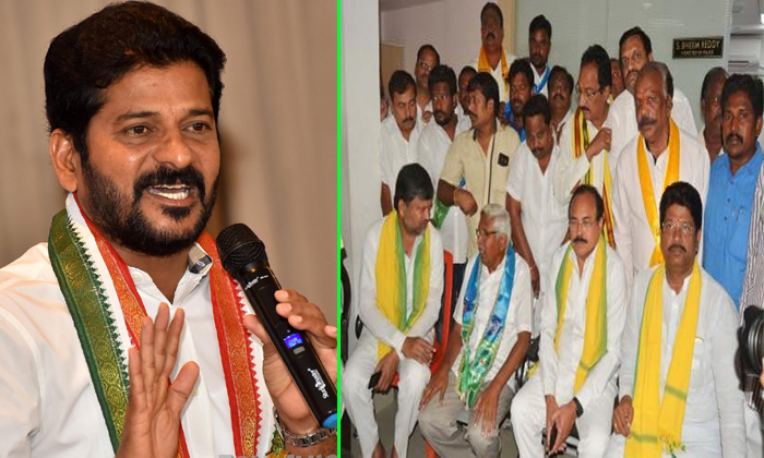 Revanth Reddy Is The Cm Candidate In Mahakutami- Telugu Political Breaking News - Andhra Pradesh,Telangana Partys Coverage Revanth Reddy Is The Cm Candidate In Mahakutami--Revanth Reddy Is The CM Candidate In Mahakutami-